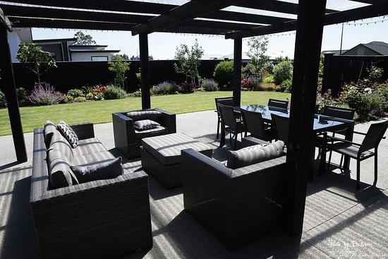 West Melton, Nueva Zelanda: Garden