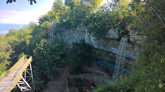 Kohtla, Estonia: Valaste Waterfall