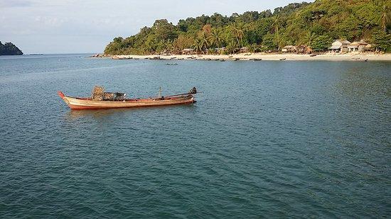 丹老群岛照片