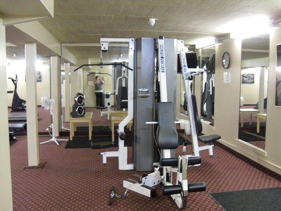 Owen Sound, كندا: fitness centre