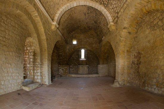 Saint-Victor-la-Coste, Francia: Chapelle