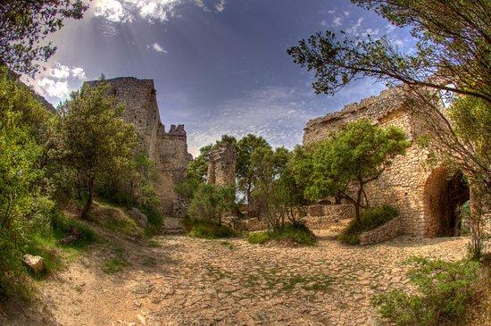 Saint-Victor-la-Coste, Francia: Castellas