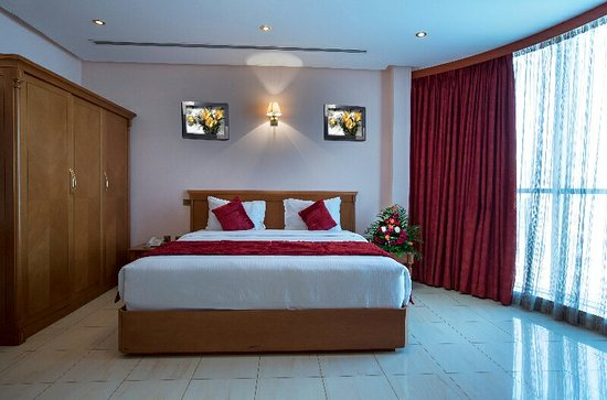 AL MADINA SUITES - Hotel Reviews & Price Comparison (Doha
