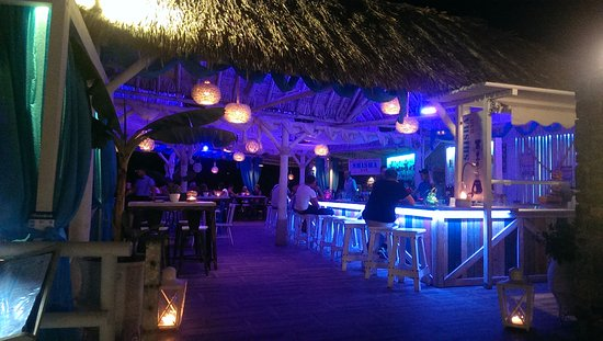 Bali Star Hotel: Mambo Beach Bar