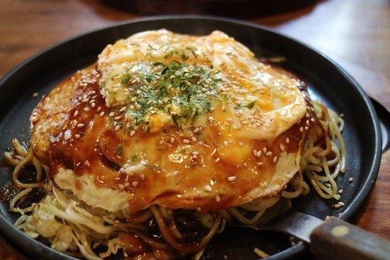Best Restaurant For Hiroshima Okonomiyaki