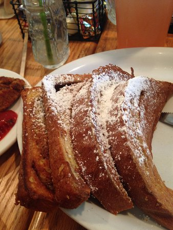 Hancock, NH: French Toast