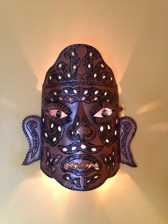 Cantina Feliz: mascara