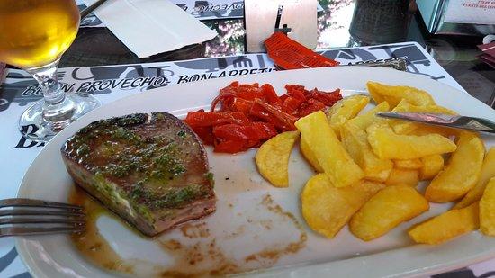 Iznajar, Spain: Tuna