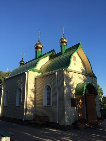 Church of All Saints Resplendent in the Siberian Land