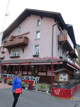 Hotel Roessli Photo