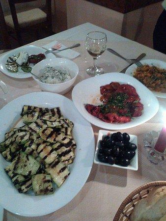 Koprivshtitsa, Bulgaria: bulgarian cuisine