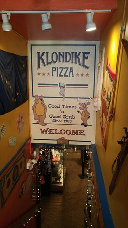 Klondike Pizza: 20160821_174926_large.jpg