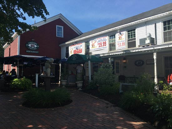 Jameson Tavern Restaurant: Exterior of Jameson Tavern.
