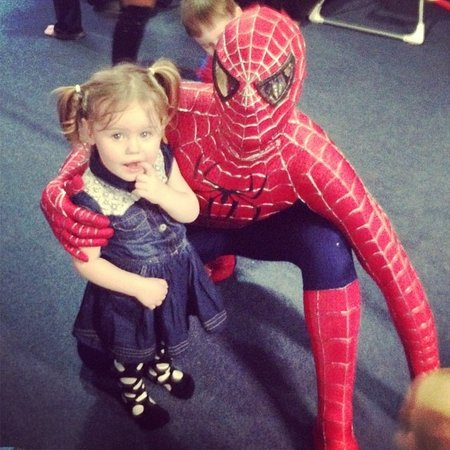 Funtastic Softplay Centre: Spider-Man