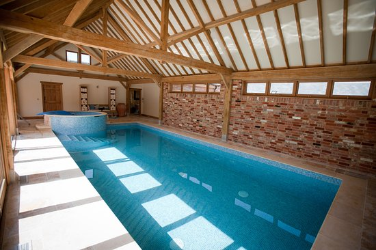 Robertsbridge, UK: Indoor Swimming Pool