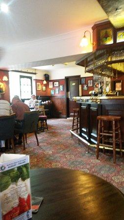 Temple Sowerby, UK: A better view of the bar area