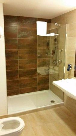 โรงแรมปาร์คอินน์ ปราก: Shower