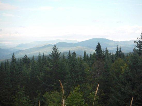 Pittsburg, NH: Diamond Ridge Scenic Vista