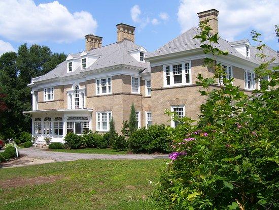 Bradford, Pensilvanya: Kane Manor B & B, Kane, PA