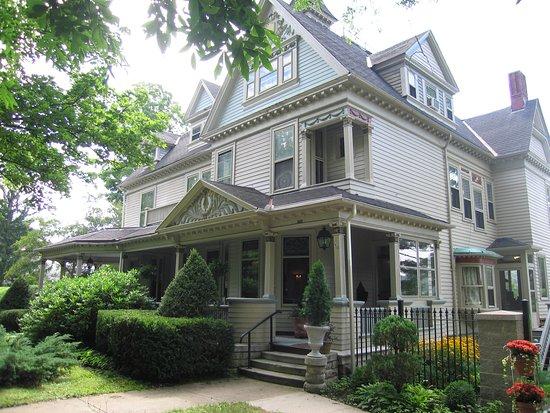 Bradford, Pensilvanya: Mansion District Inn, Smethport, PA