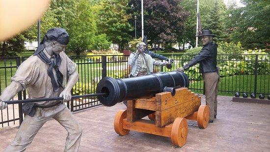 Amherstburg, Canadá: War of 1812
