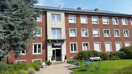 Eingang Bild von Hotel Haus vom Guten Hirten Münster