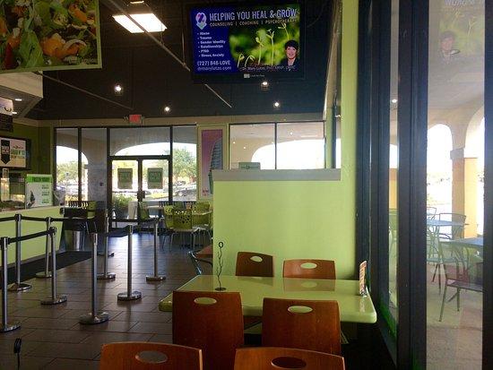 โอลด์สมาร์, ฟลอริด้า: Green Market Cafe