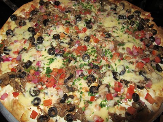 Cottonwood, AZ: Incredible Lavash at the Tavern Grille