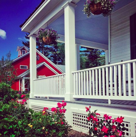 Manchester, VT: uncomplicated comfort