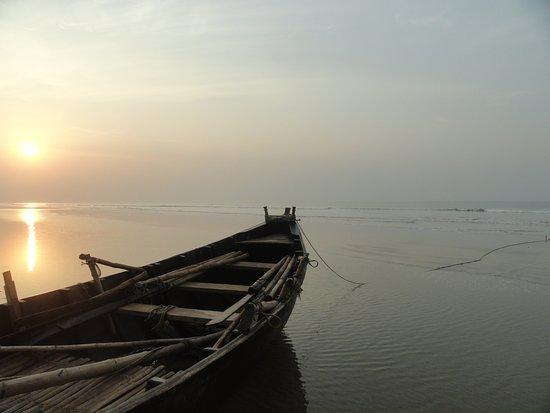 Mandarmani, Indie: Sunrise