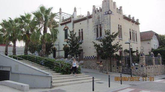 Sant Joan Despi, สเปน: Домик недалеко