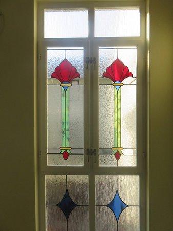 Hotel Eberwein: Detalhe da decoração do hotel