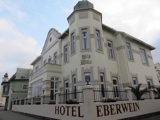 Hotel Eberwein: Vista geral do hotel