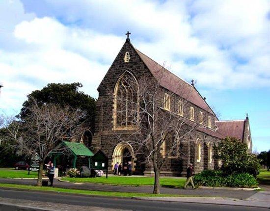 Williamstown, أستراليا: Lovely old church