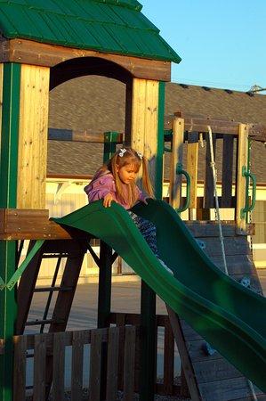 Laplata, MO: Children Play Area