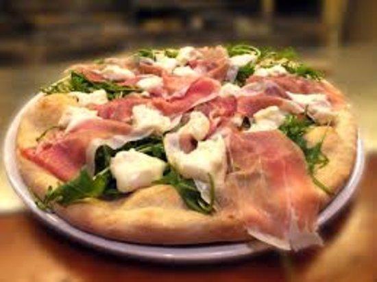 Alla Torre di Pai: Pizza Presa