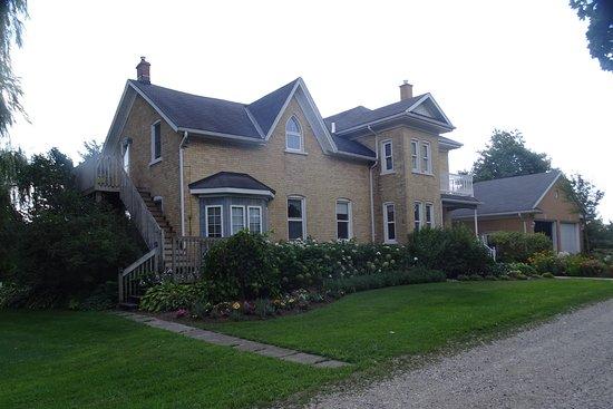 Elmira, Canada : Brubacher Homestead