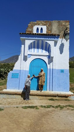 Lalla Takerkoust, Morocco: thank you Karima for showing me the 'real' Morocco ♡