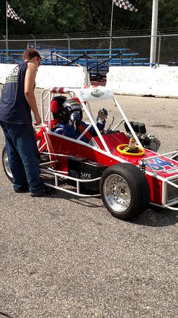 Wall Stadium Speedway: The TQ Midget Car