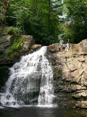 White Haven, PA: Hawk Falls