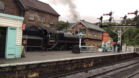 Pickering, UK: Grosmont Station
