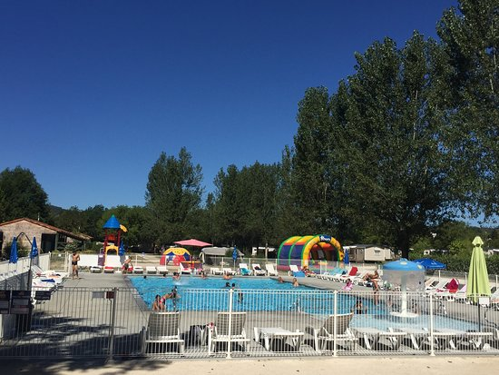 Souillac, Francja: Flower Camping Les Ondines
