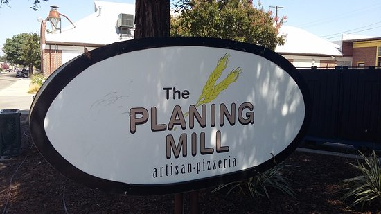 The Planing Mill: Outside