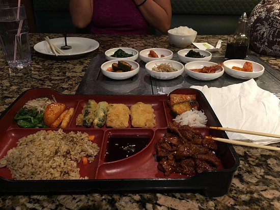 Korea Garden Restaurant Houston Menu Prices