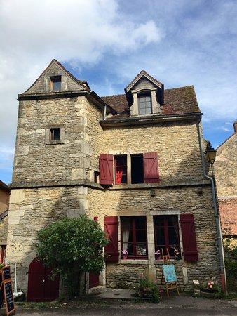 Chateauneuf, Francia: Au Bois Dormant