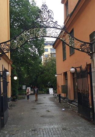mixad bastu stockholm