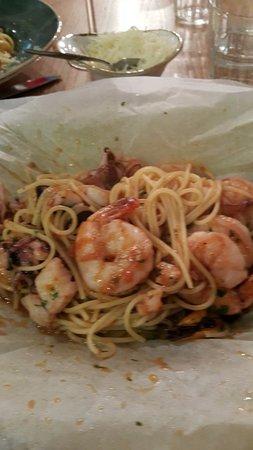 Essendon, Australia: Spaghetti Seafood