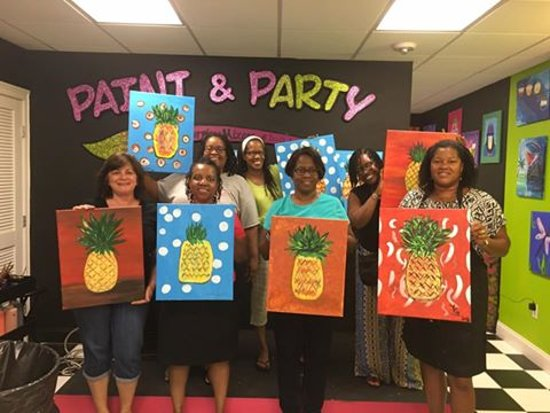 South Amboy, NJ: Pineapple Class