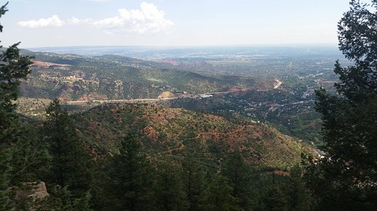 Manitou Springs, CO: Down the Barr Trail