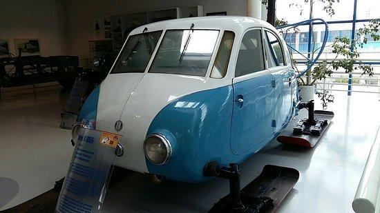 Technicke Muzeum Tatra